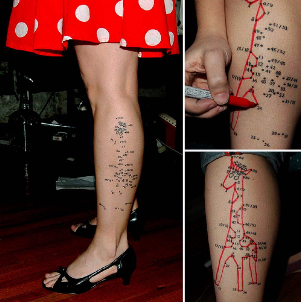 geek tattoos photo - 34