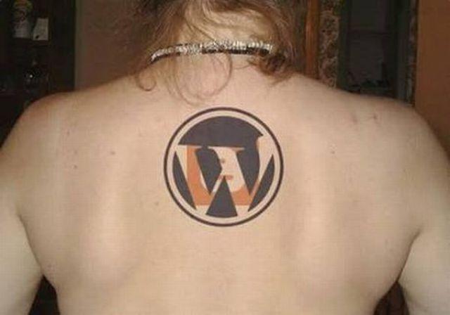 geek tattoos photo - 36