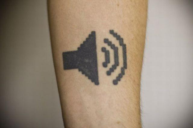 geek tattoos photo - 37