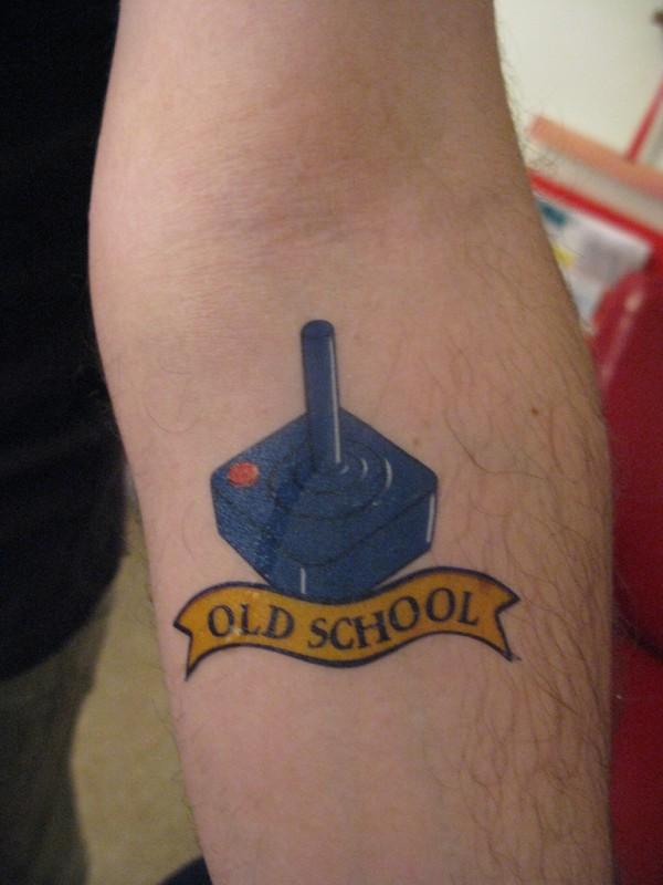 geek tattoos photo - 4