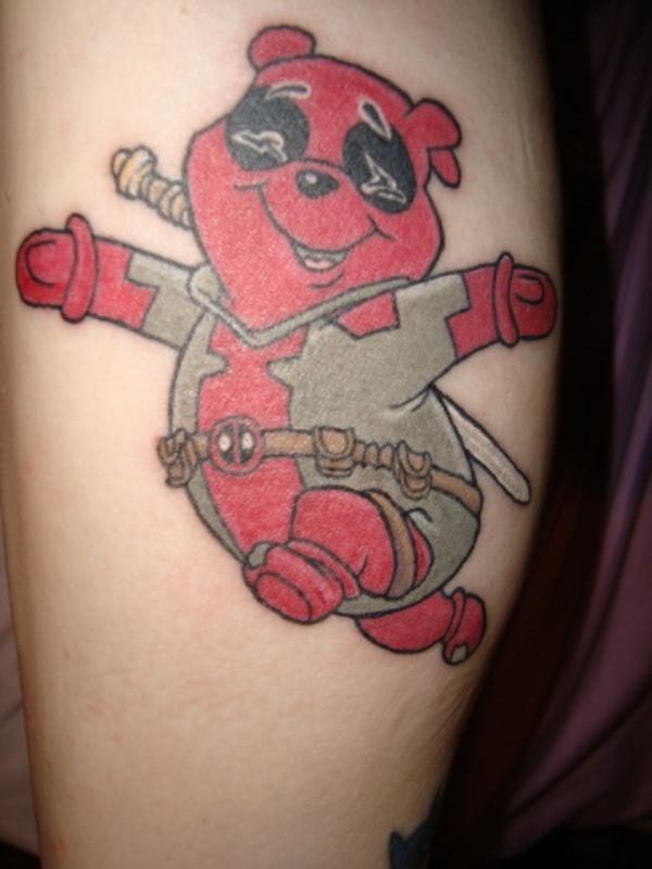 geek tattoos photo - 41