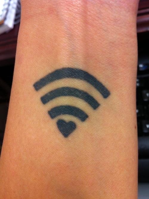 geek tattoos photo - 7