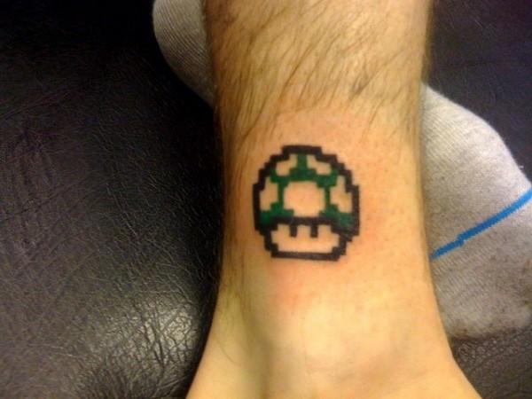 geek tattoos photo - 8