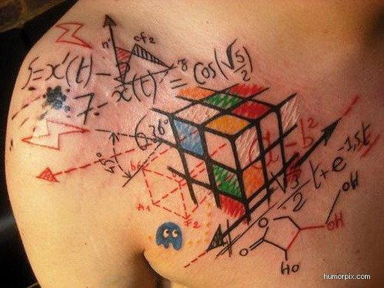 geek tattoos photo - 9