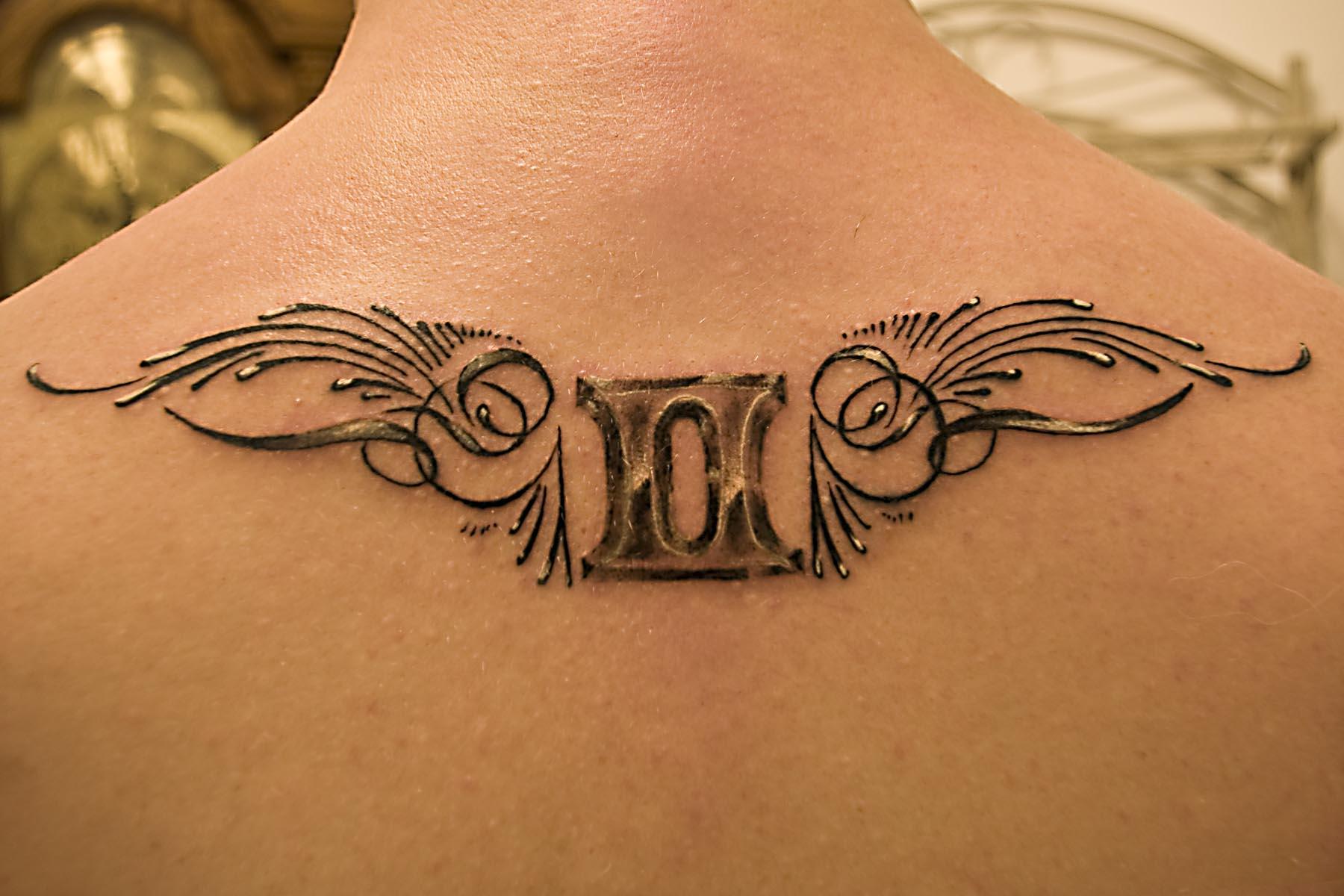 gemini tattoos photo - 10