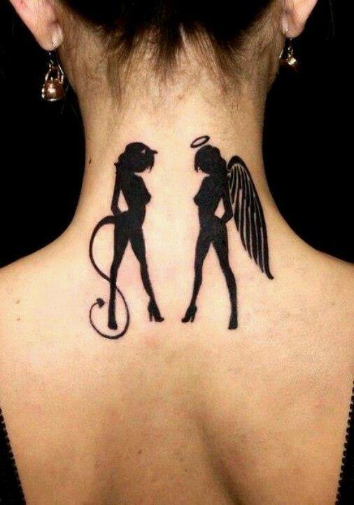 gemini tattoos photo - 13
