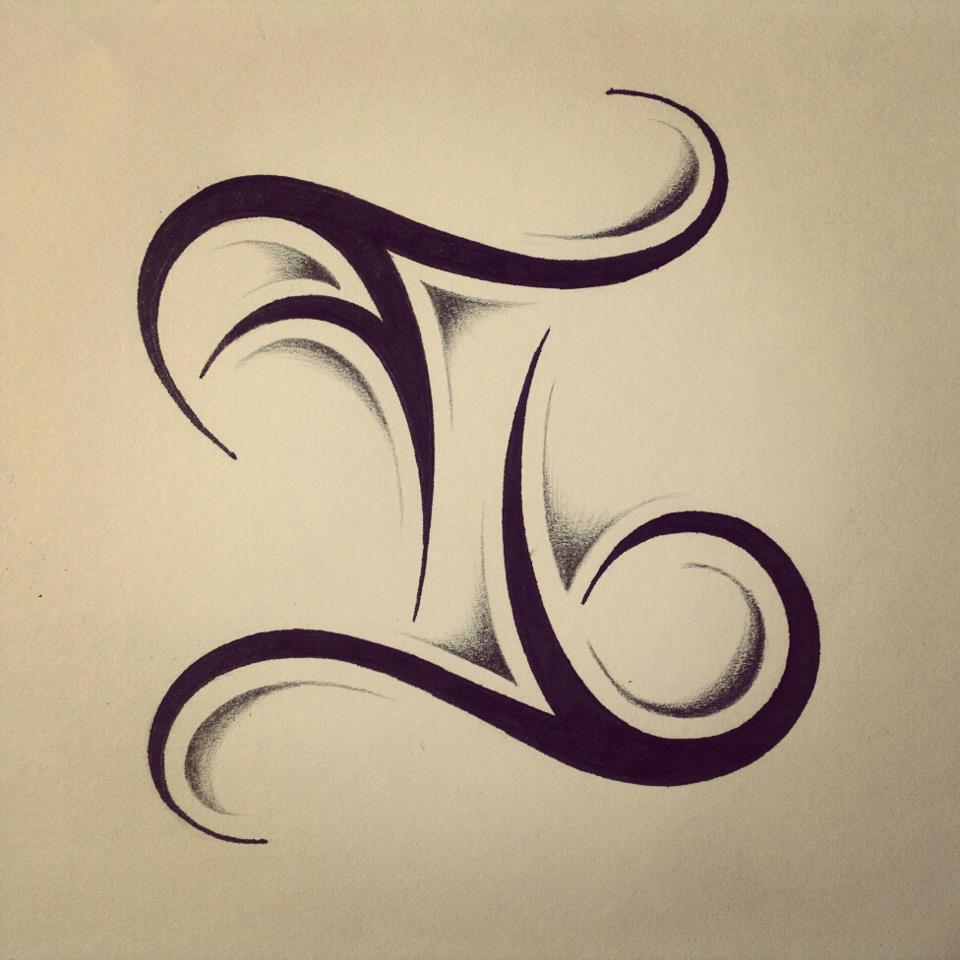 gemini tattoos photo - 20