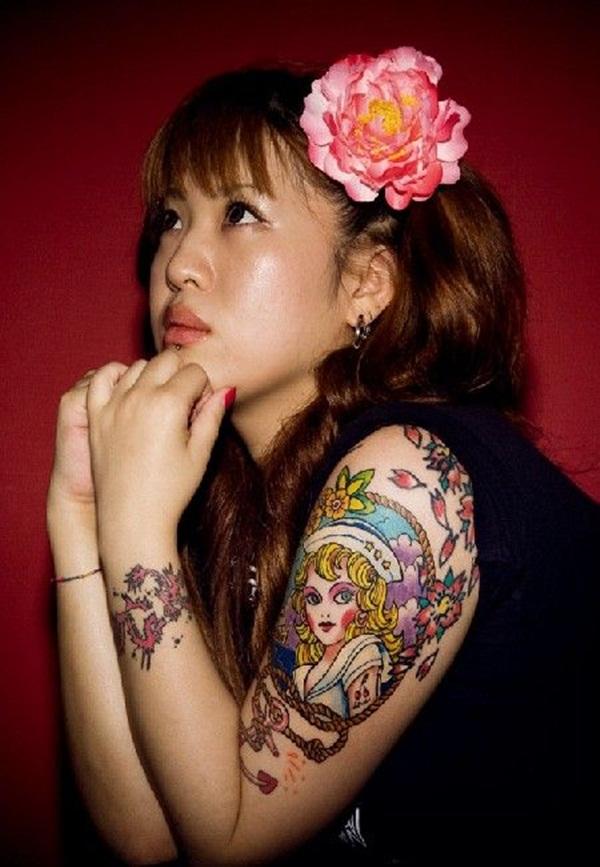 girl tattoos photo - 18