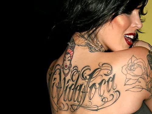 girl tattoos photo - 24