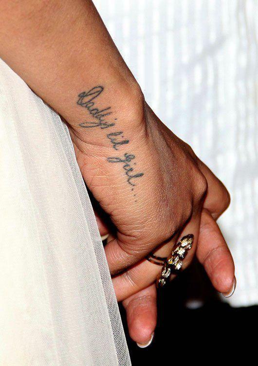 girl tattoos photo - 25