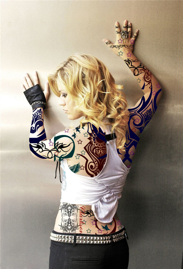 girl tattoos photo - 27