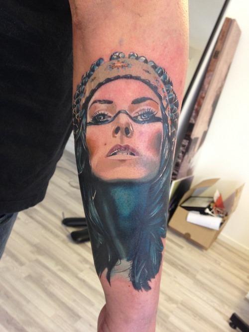 girl tattoos photo - 29