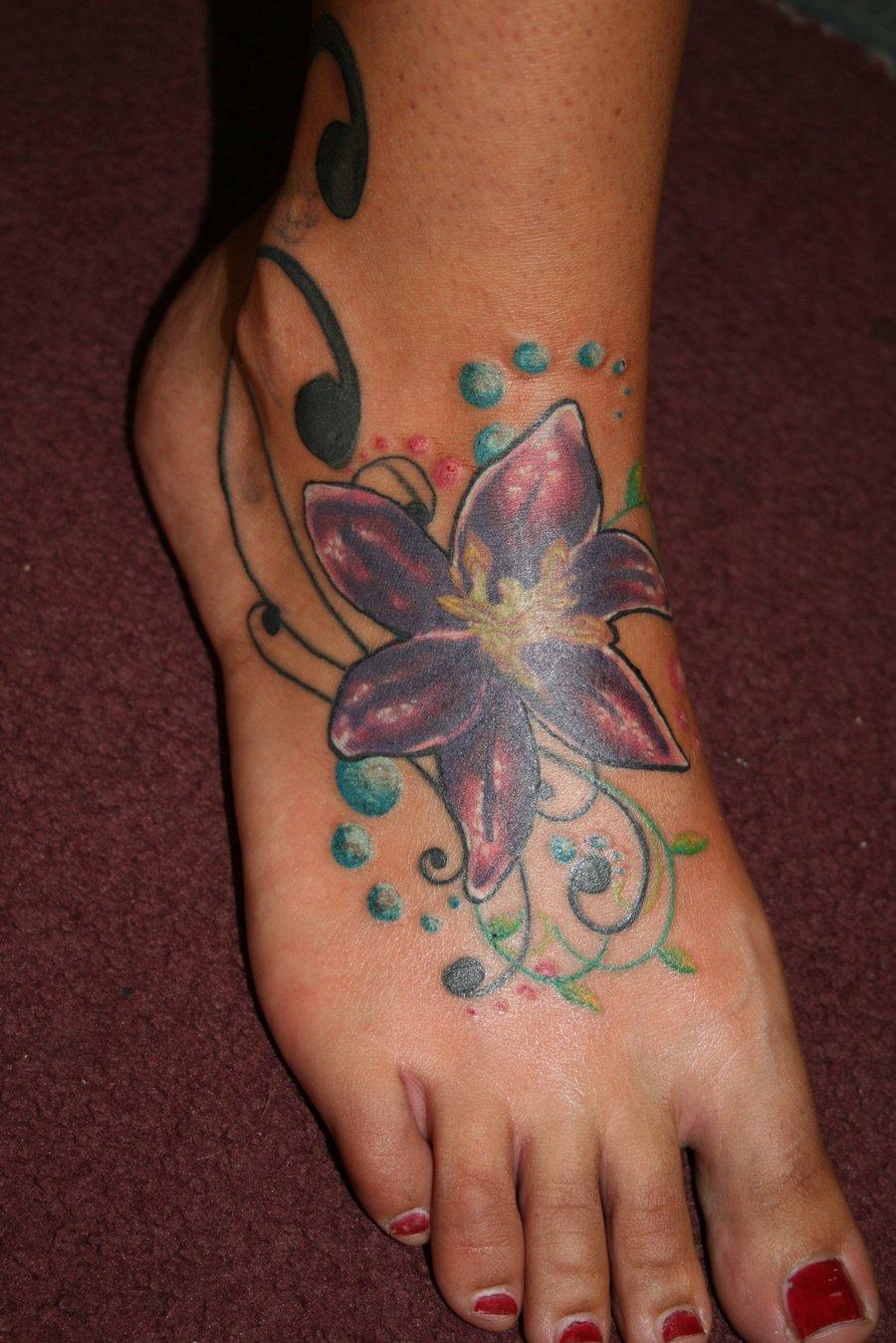 girl tattoos photo - 36