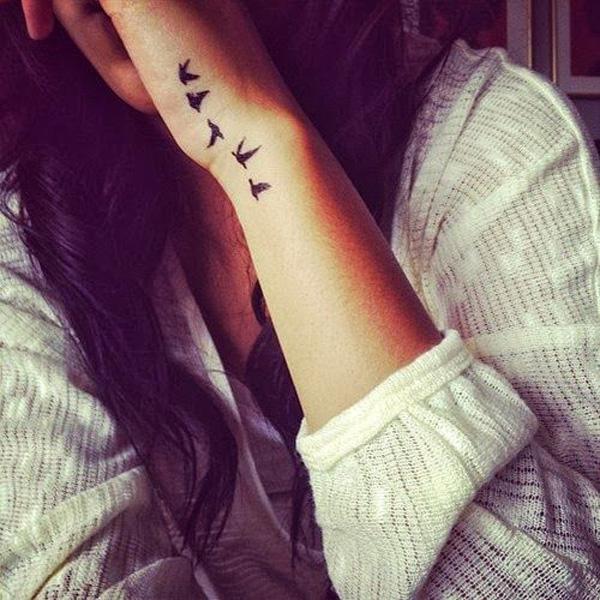 girl tattoos photo - 41