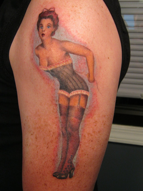 girl tattoos photo - 43