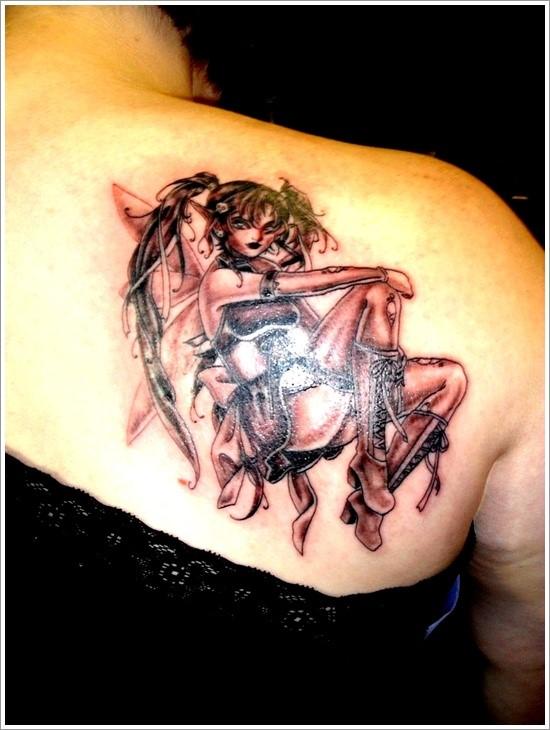 girl tattoos photo - 44