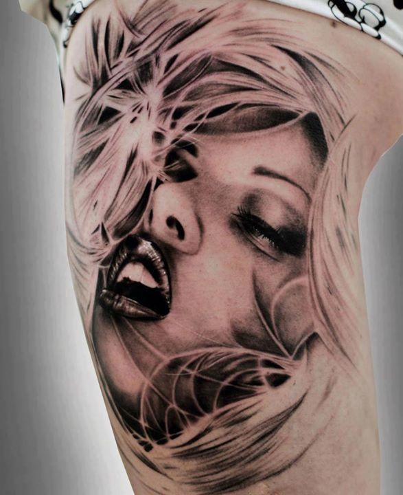 girl tattoos photo - 46