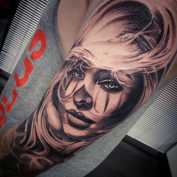 girl tattoos photo - 47