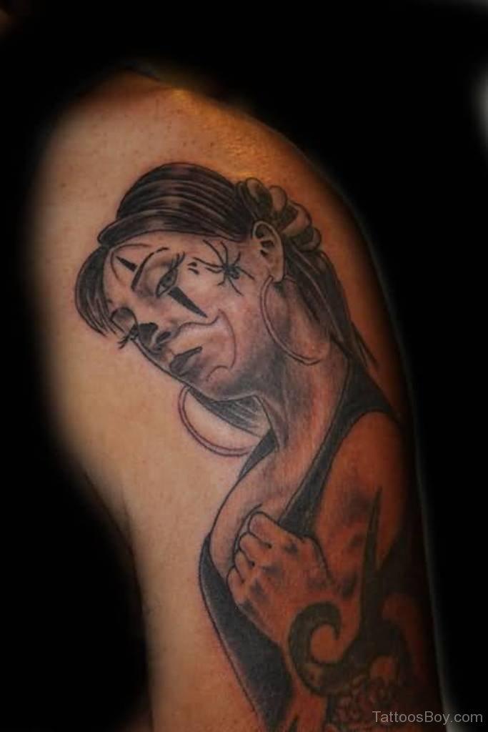 girl tattoos photo - 50