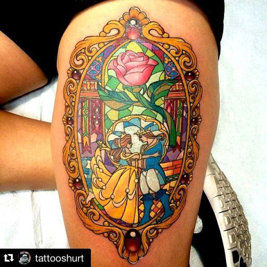 glass tattoos photo - 13