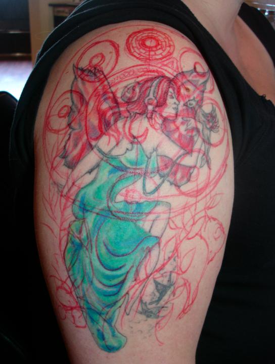 glass tattoos photo - 15