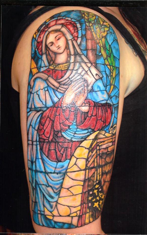 glass tattoos photo - 19
