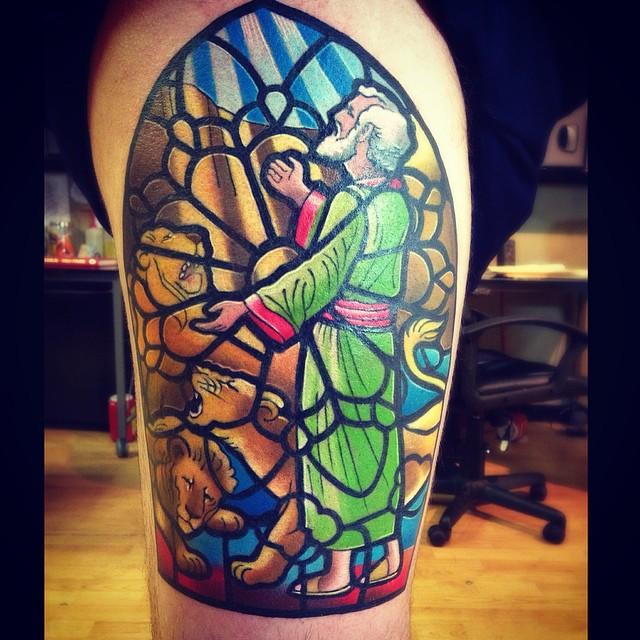 glass tattoos photo - 2