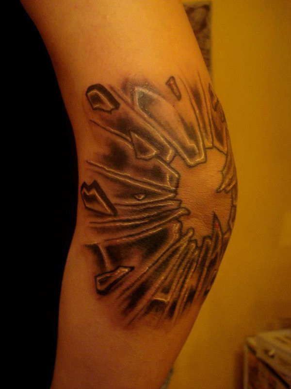glass tattoos photo - 20