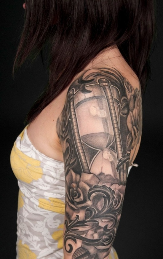 glass tattoos photo - 29