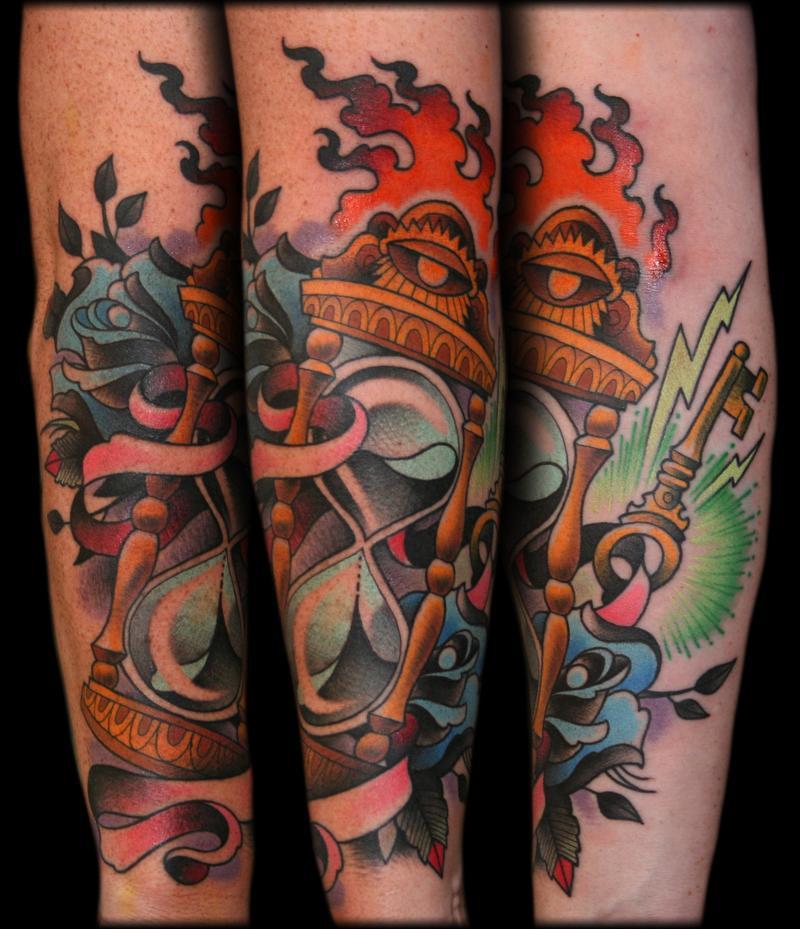 glass tattoos photo - 3