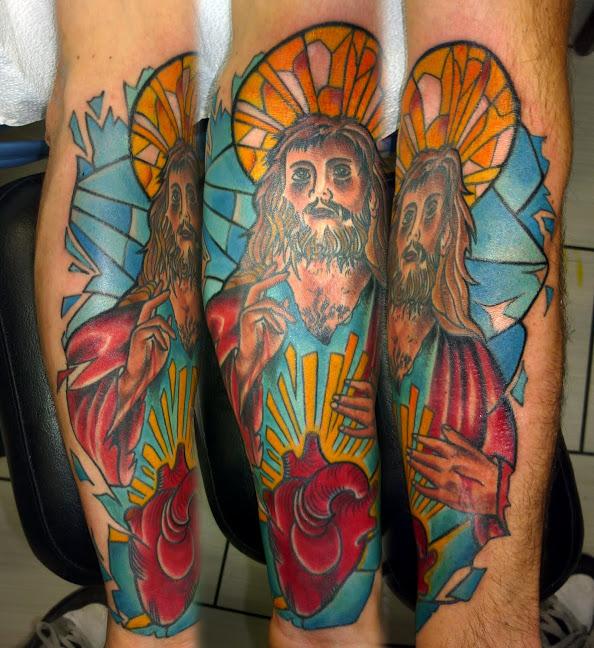 glass tattoos photo - 30
