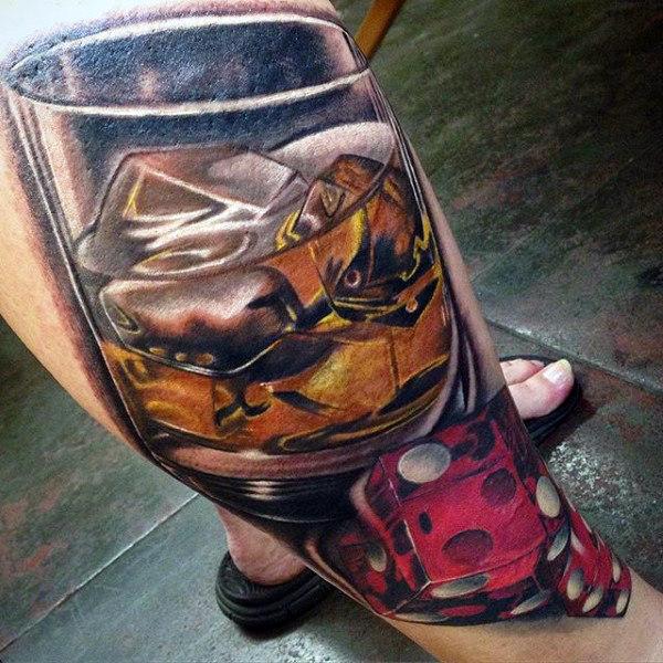 glass tattoos photo - 32