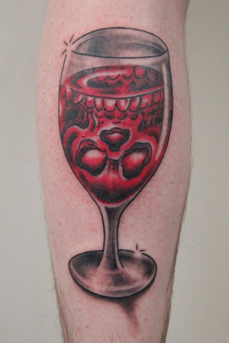 glass tattoos photo - 9