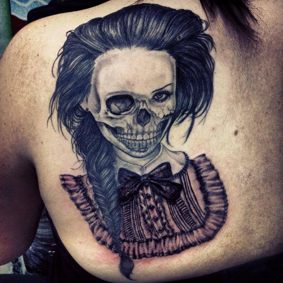 gothic tattoos photo - 10
