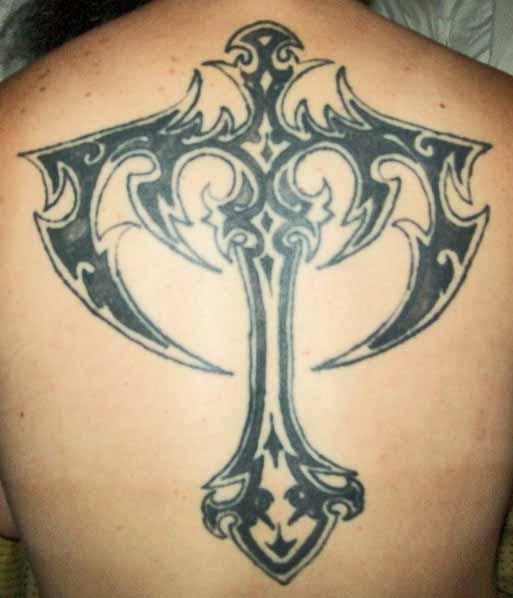 gothic tattoos photo - 14