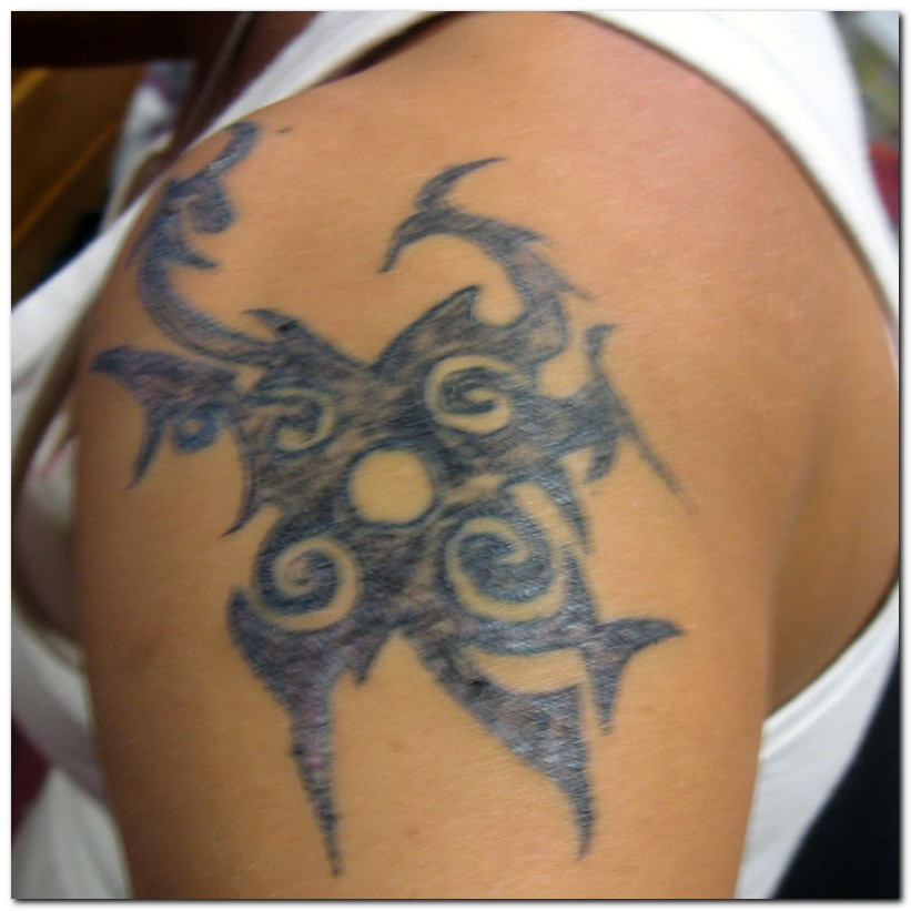 gothic tattoos photo - 25