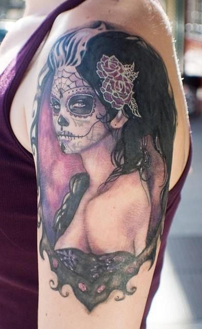 gothic tattoos photo - 3