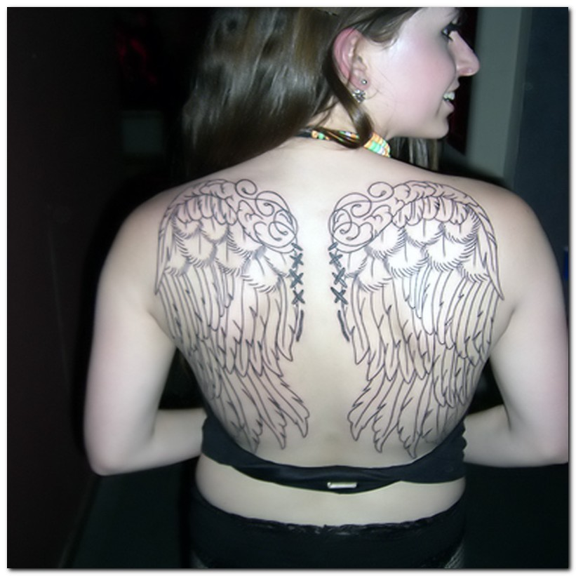 gothic tattoos photo - 31