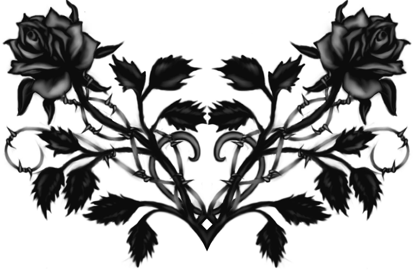 gothic tattoos photo - 34