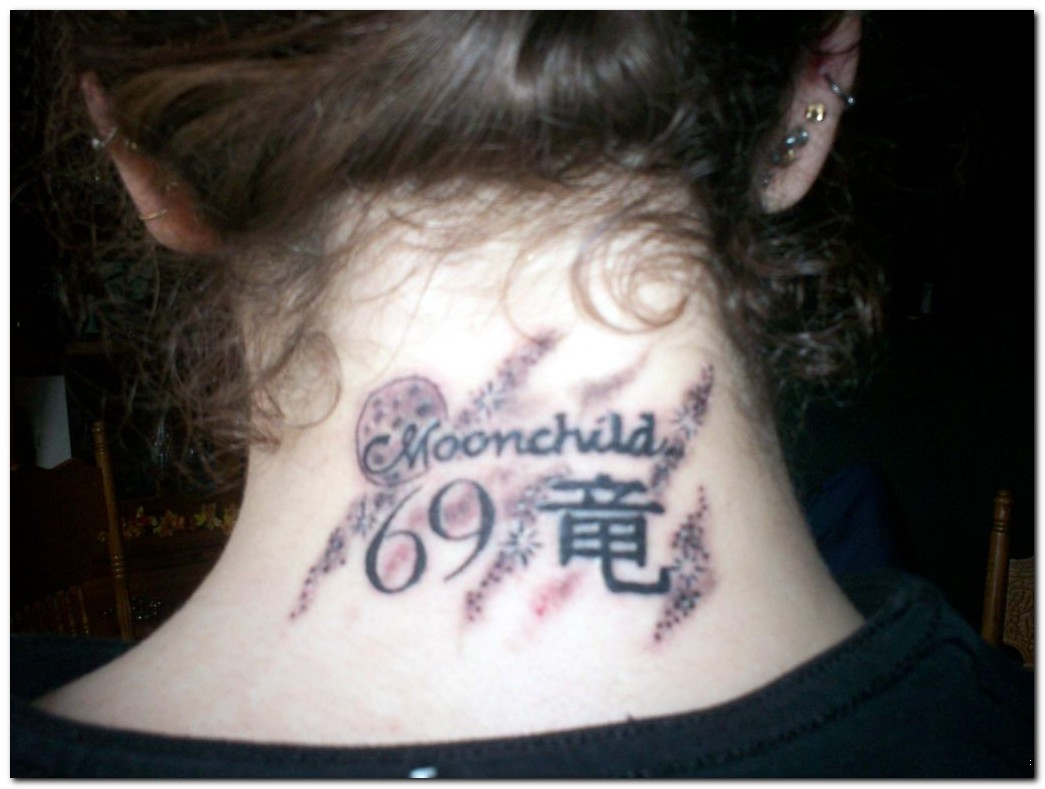 gothic tattoos photo - 35
