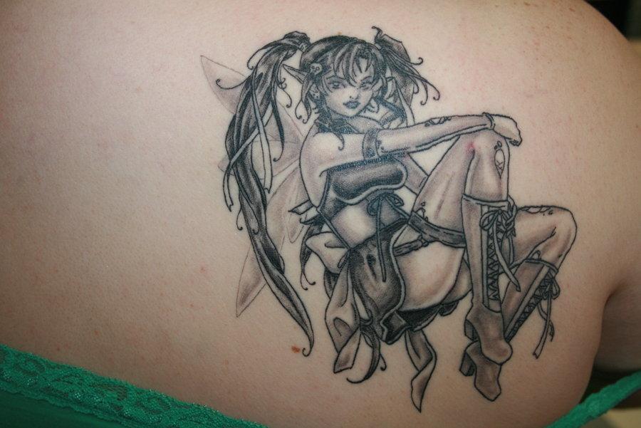 gothic tattoos photo - 37