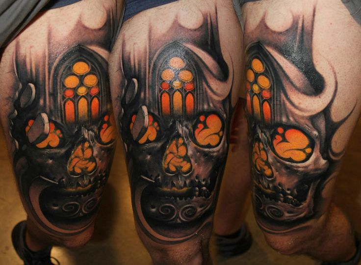 gothic tattoos photo - 38