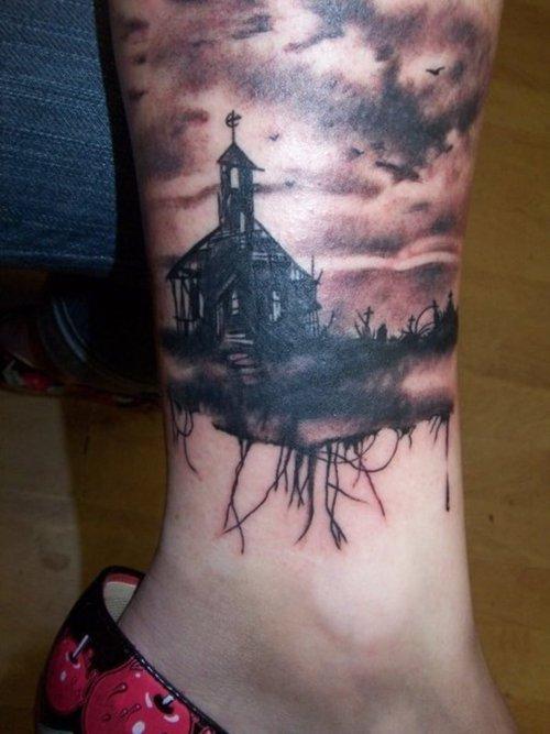 gothic tattoos photo - 4