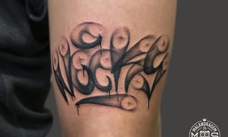 graffiti tattoos photo - 14