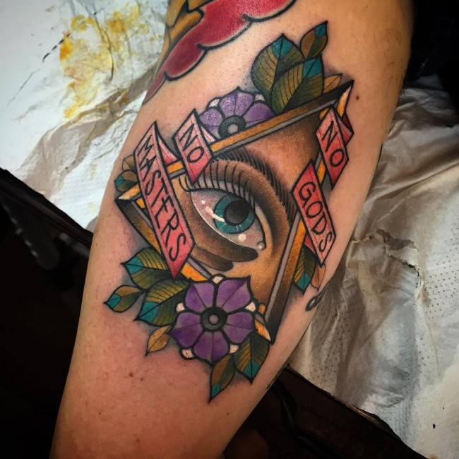 graffiti tattoos photo - 18