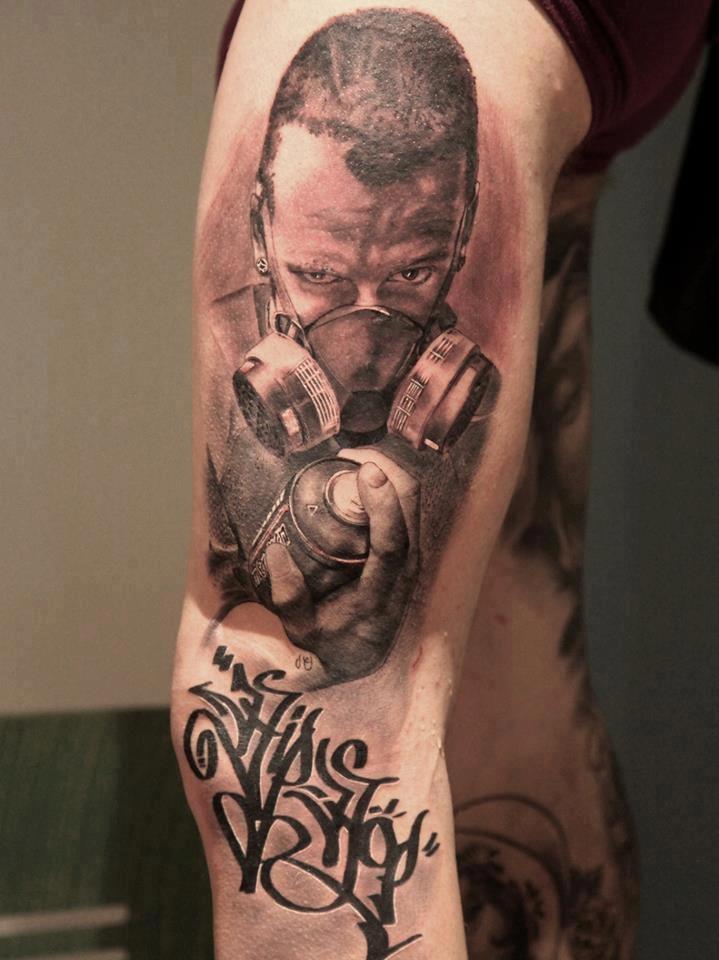 graffiti tattoos photo - 21