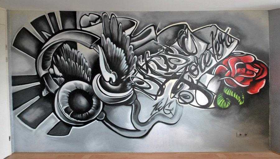 graffiti tattoos photo - 39