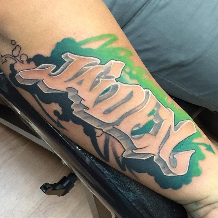 graffiti tattoos photo - 9