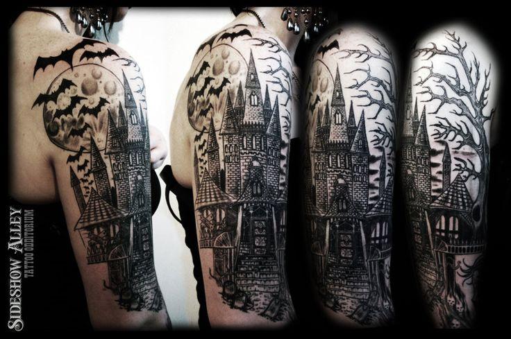 graveyard tattoos photo - 24