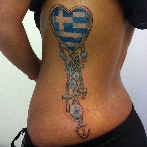 greek tattoos photo - 10
